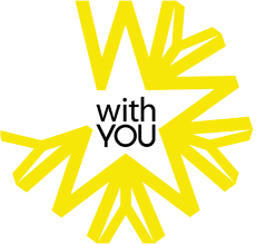With You Logo